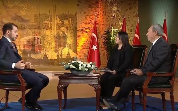 Berat Albayrak'tan flaş enflasyon açıklaması