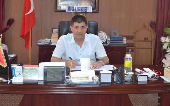 CHP'li belediye başkanı Ahmet Şadan Ersoy istifa etti!