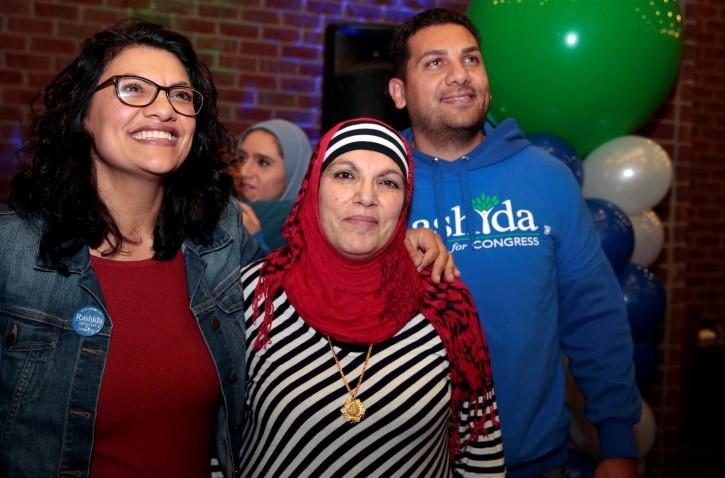 ABD meclisine giren ilk Müslüman kadınlar bakın nereli Trump'a kapak oldu