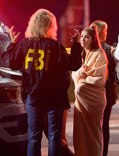 ABD'de barda katliam 12 kişi öldü, polis de saldırganı öldürdü