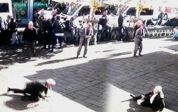 Cenazede dehşet: Cami avlusunda korkunç infaz!