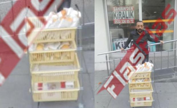 İçerde dizisi oyuncusu Sedat Payas yokluktan simit satıyor