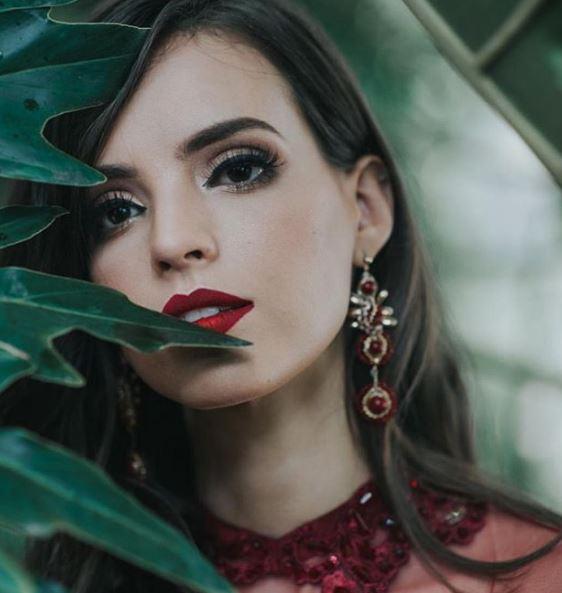 2018 Miss World birincisi Vanessa Ponce de Leon'un instagram halleri
