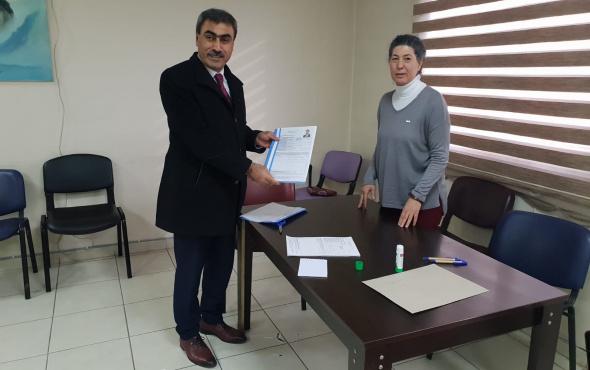 MHP'li eski başkan HDP'ye adaylık başvurusunda bulundu!