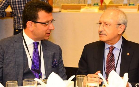 Kılıçdaroğlu'yla Ekrem İmamoğlu arasında sürpriz görüşme