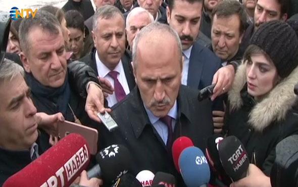 Ulaştırma Bakanı Turhan'dan sinyalizasyon iddiasına yanıt
