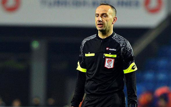 İşte Başakşehir-Galatasaray maçının VAR hakemi