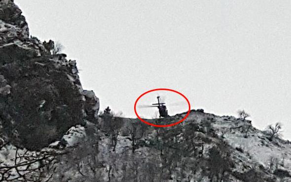 Tunceli'de mağarada saklanan PKK'lı teröristlerden 2'si öldürüldü