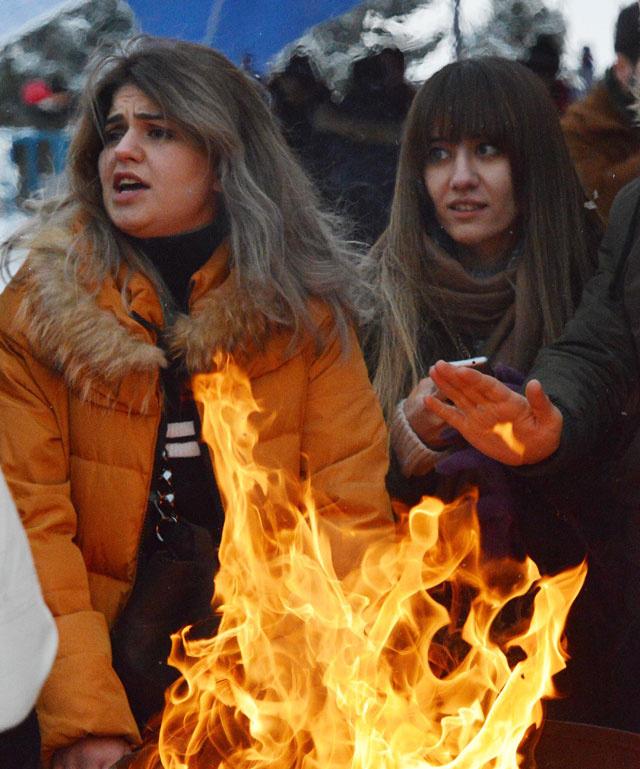 Teoman Erzurum'da konser verdi! Sahne kıyafeti olay