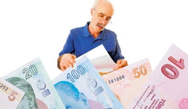 Emekli maaş zamları belli oluyor! Esnaf, memur ve işçi emekli maaşları