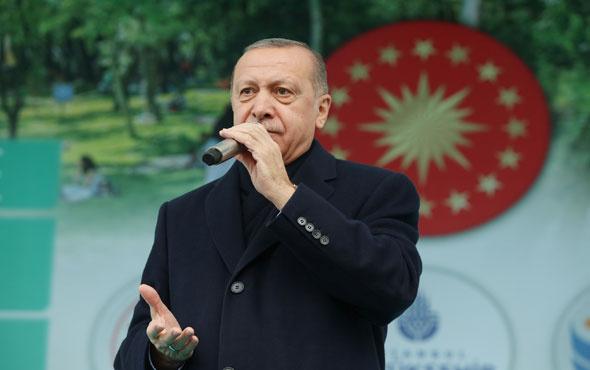 Erdoğan'dan Kılıçdaroğlu'na Gezi uyarısı! 15 Temmuz'da kaçtın ama bu sefer kaçamazsın