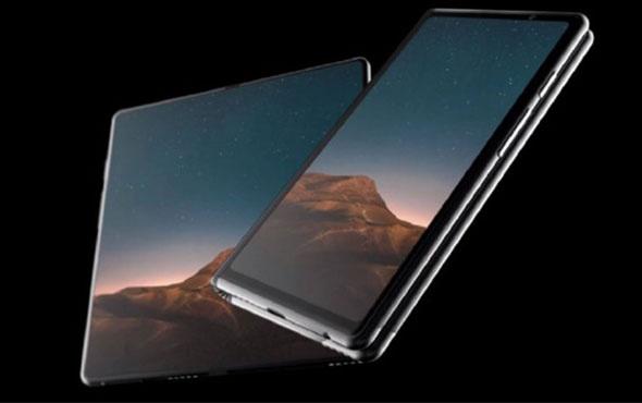 Samsung Galaxy Fold'un devasa bir pili mi olacak?