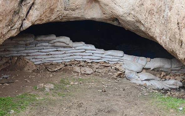 Bingöl'de PKK'lı teröristlere ait 5 odalı sığınak bulundu