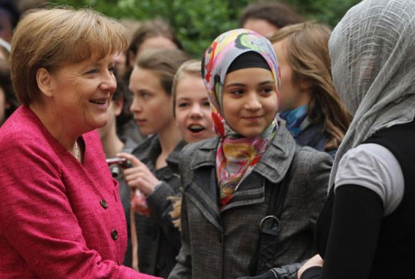 Müslümanlara cami vergisi geliyor Almanya'da tartışma konusu oldu