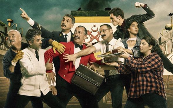 Cem Yılmaz'ın yeni projesi Karakomik Filmler'den ilk fragman geldi!