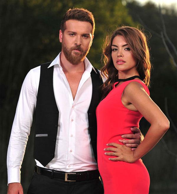 Serenay Sarıkaya'nın yeni dizisi belli oldu bakın partneri kim?