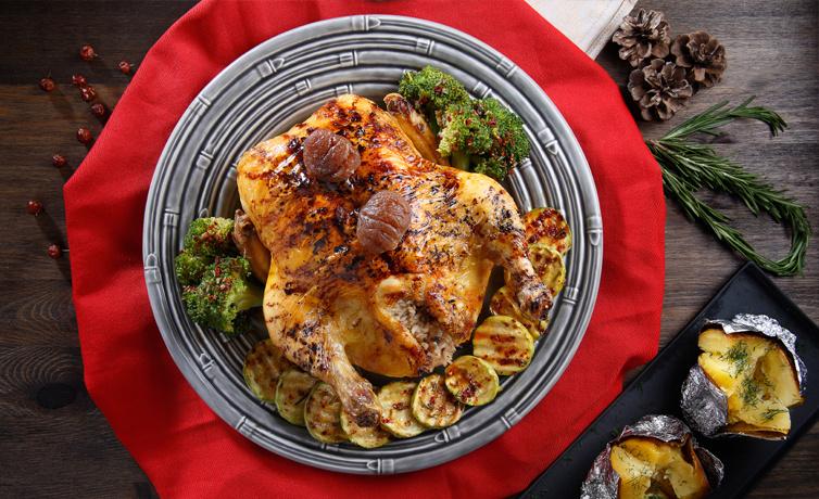 Kestaneli tavuk dolma nasıl yapılır?
