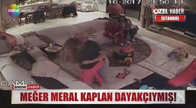 Meral Kaplan'ın skandal görüntüsü! Annesini ve kardeşini tekme tokat dövdü