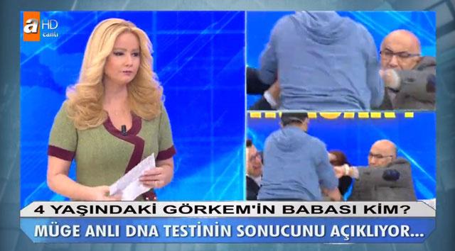 Müge Anlı Birgül Memiş'in DNA testi sonucunu açıkladı stüdyo bir anda karıştı