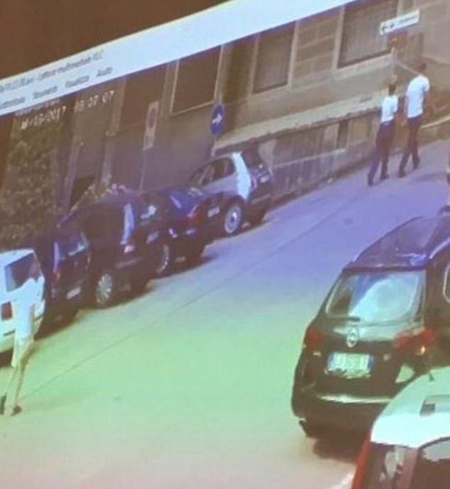 Chloe Ayling'in olay görüntüleri ortaya çıktı