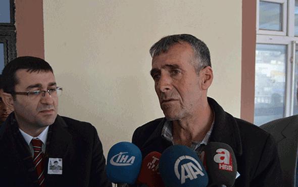 Şehit Sarıaslan'ın babası: Kahpelere inat ağlamayacağım!