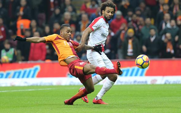 Galatasaray-Antalyaspor maçı fotoğrafları