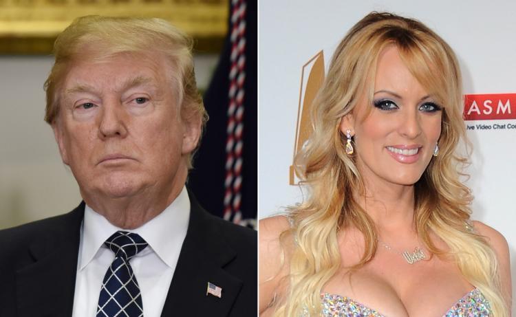 Trump'ın balonu patladı! Porno yıldızına sus payı vermiş