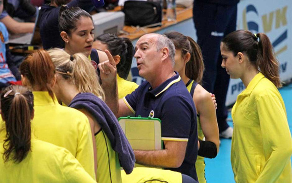 Fenerbahçe Jan de Brandt dönemi sona erdi