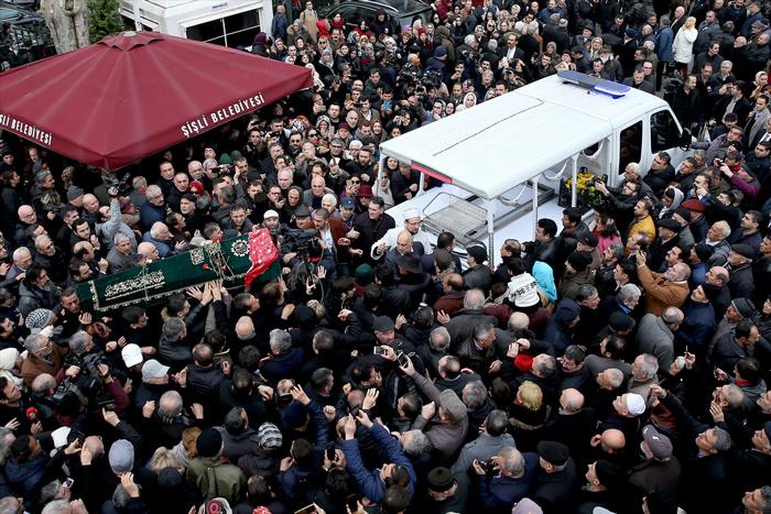 Nuray Hafiftaş'ın cenaze törenine kimler katıldı?