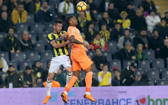 Fenerbahçe-Alanyaspor maçı fotoğrafları