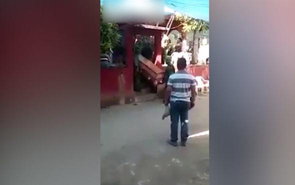 Cenazeyi tabuttan düşürdüler!