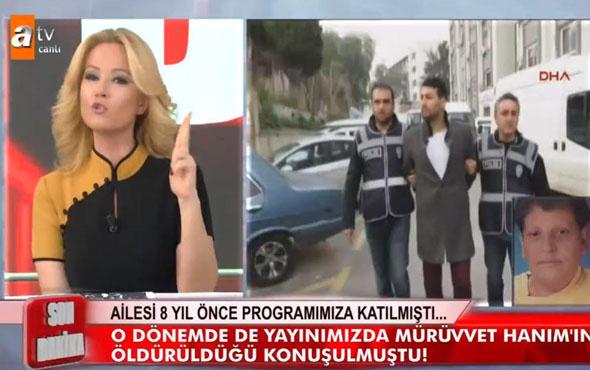 Müge Anlı'ya çıktıktan 8 yıl sonra cinayeti itiraf etti