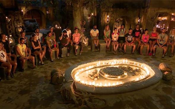 Survivor'da kim elendi? 20 Şubat SMS'lerinde şok sonuç