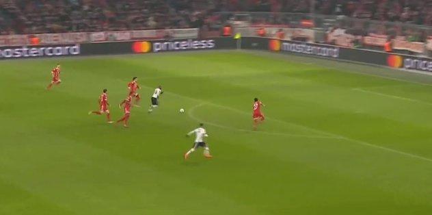 Bu gol nasıl kaçar! Kırılma anı Vagner Love...