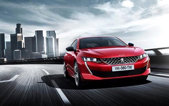Yeni Peugeot 508 özgün bir tasarıma sahip