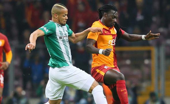 Galatasaray-Bursaspor maçı golleri ve geniş özeti