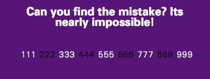 Fotoğraftaki hatayı kimse bulamıyor siz fark edebilecek misiniz?