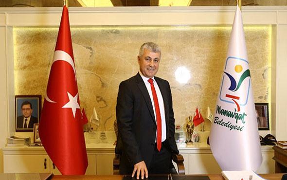 Manavgat Belediye Başkanı beraat etti