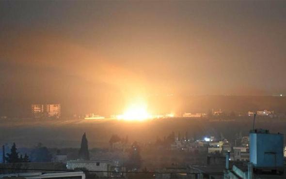 Afrin'de TSK'nın vurduğu konvoyla ilgili ilginç detay