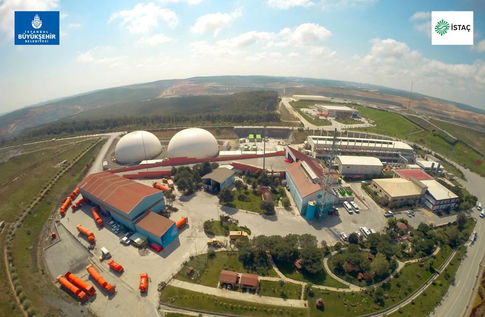 İstanbul'un çöpü elektriğe dönüşüyor!