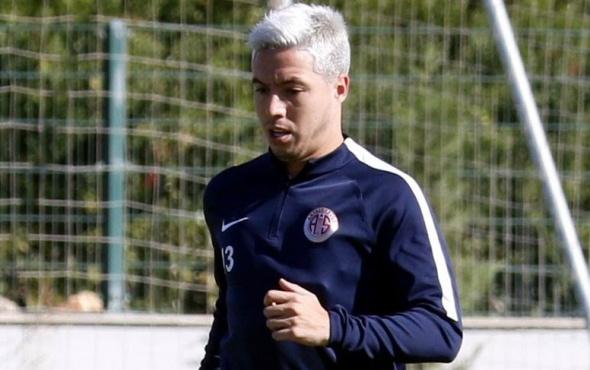 Nasri'den Antalyaspor'a büyük kazık!