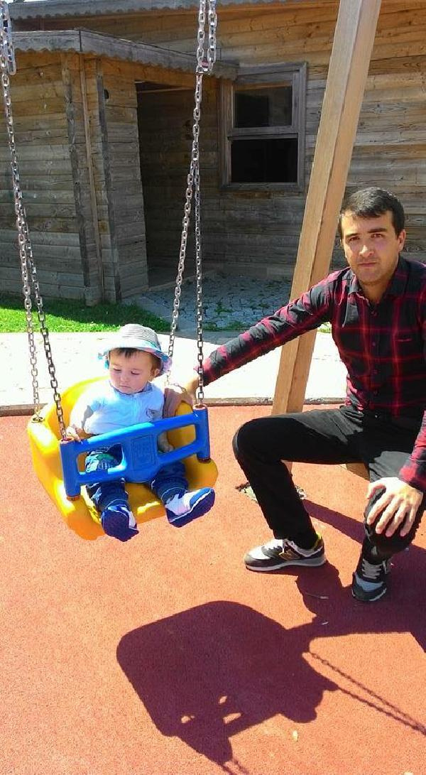 Şehit babasından oğluna: Yolun bahtın açık olsun yiğidim