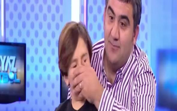 Ümit Özat'ın oğlu canlı yayına damga vurdu!