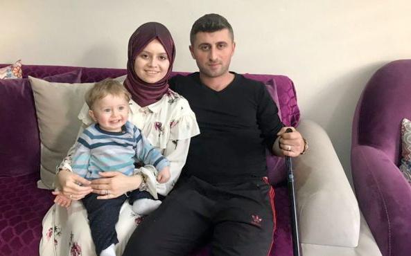 Afrin gazileri o anları anlattı: Orada şehit oldular