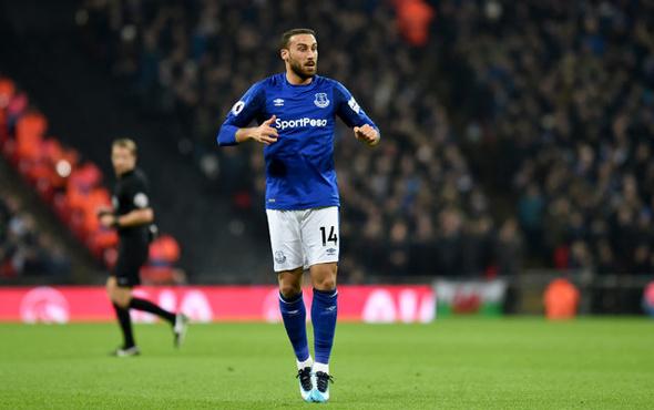Everton'dan Cenk Tosun'a kiralık şoku!