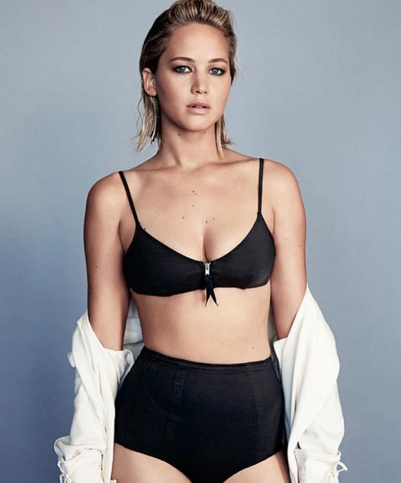 Jennifer Lawrence'dan şaşırtan itiraf: Uzun zamandır seks yapmıyorum