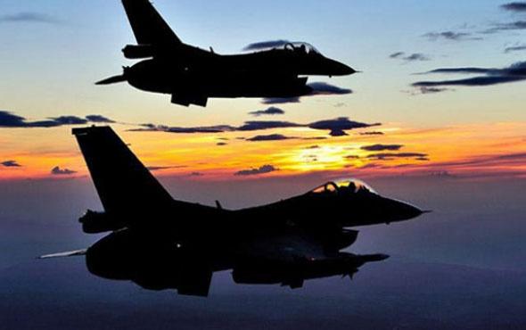Flaş gelişme! Kuzey Irak'taki terör inleri vuruldu!