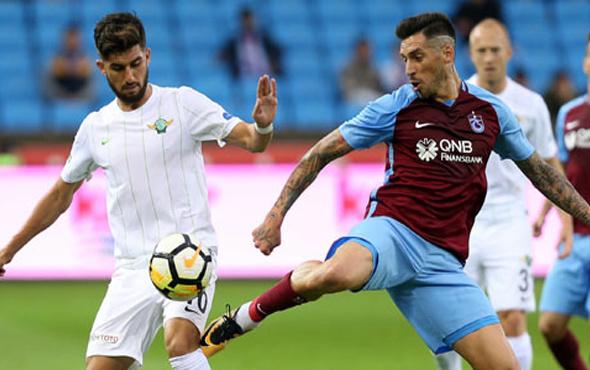 Trabzonspor ile Akhisarspor 12. randevuda