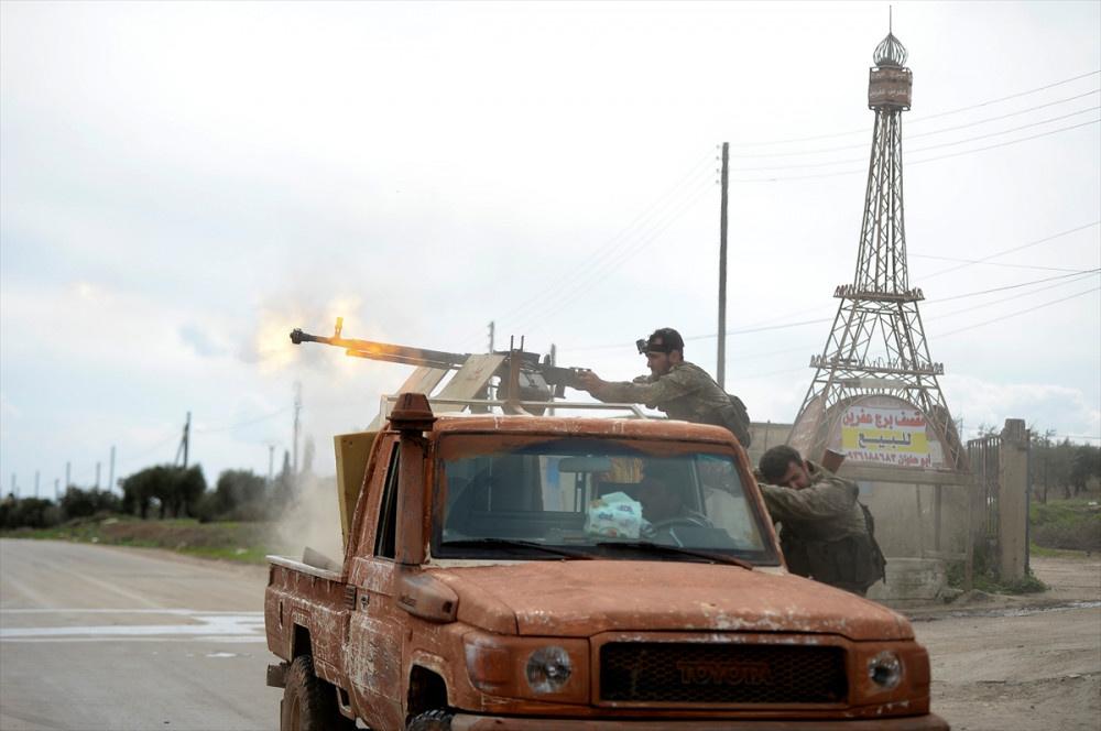 YPG'nin 'özel kuvvetleri' tabana kuvvet kaçıyor! Kof çıktılar...