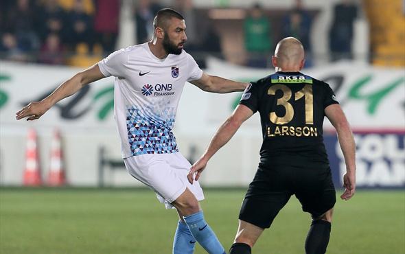 Akhisarspor Trabzonspor maçı golleri ve geniş özeti